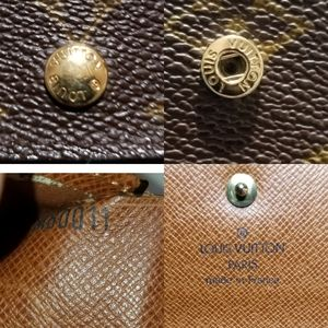 Louis Vuitton Bags - Authentic Louis Vuitton Monogram Wallet with Chain
